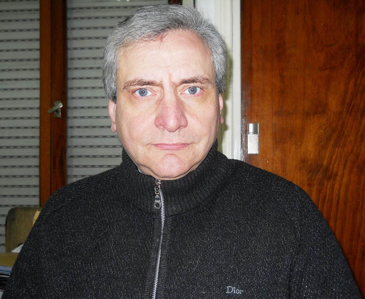 Daniel Eber Mendive
