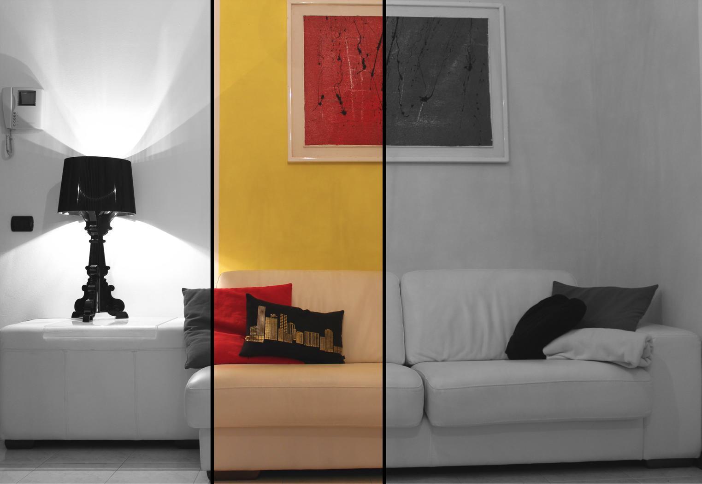 Before & After Padova: La camera dei bambini
