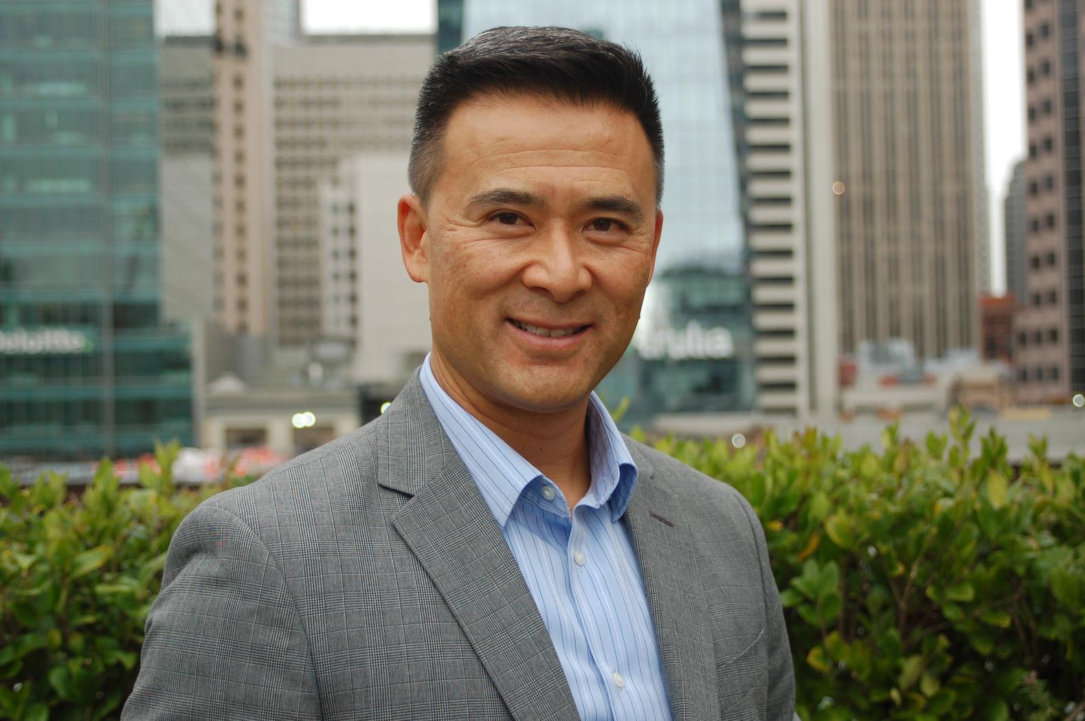 Cecil Wong