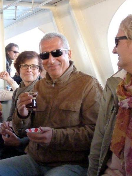 Istanbul Reiseleiter Safak Salli
