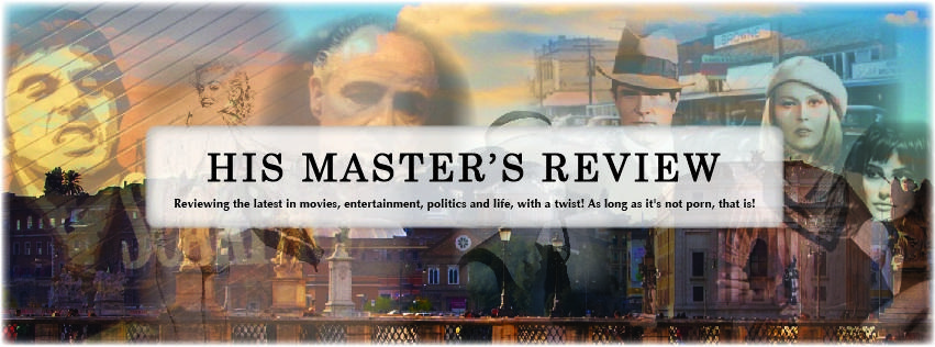 His Master's Review, website by Critic, Joseph Rana
