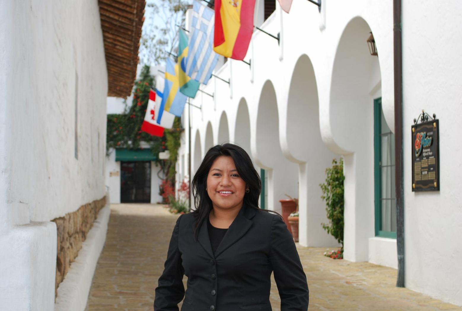 Olivia  Uribe