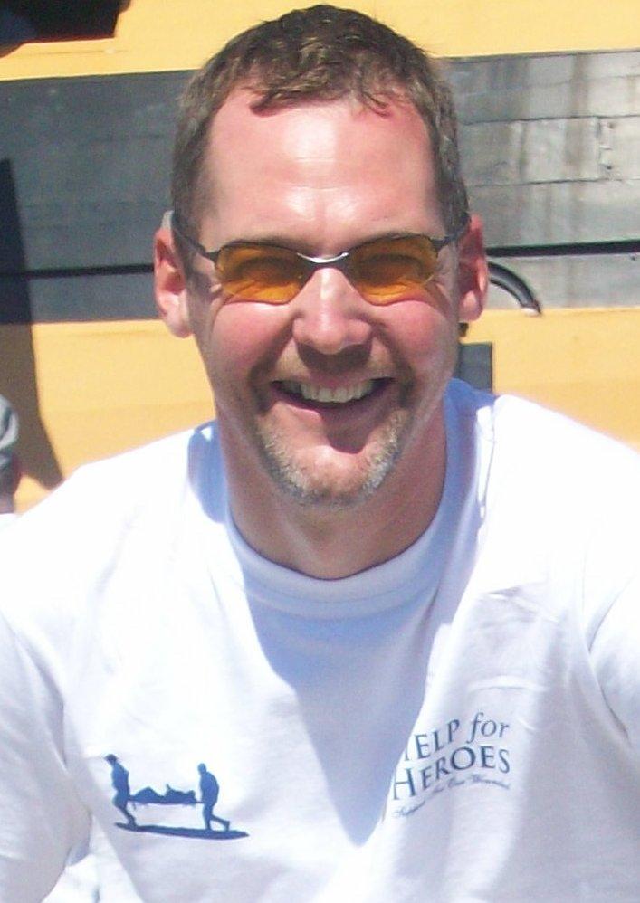 Simon Whitehorn