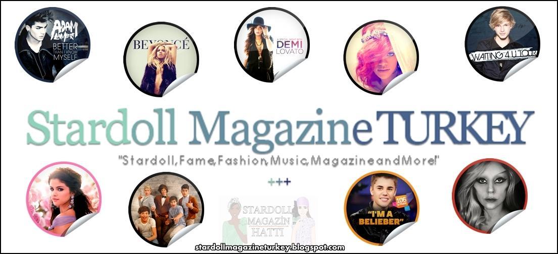 Stardoll Magazine Turkey